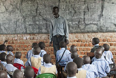 Education is Key to the people of South Sudan