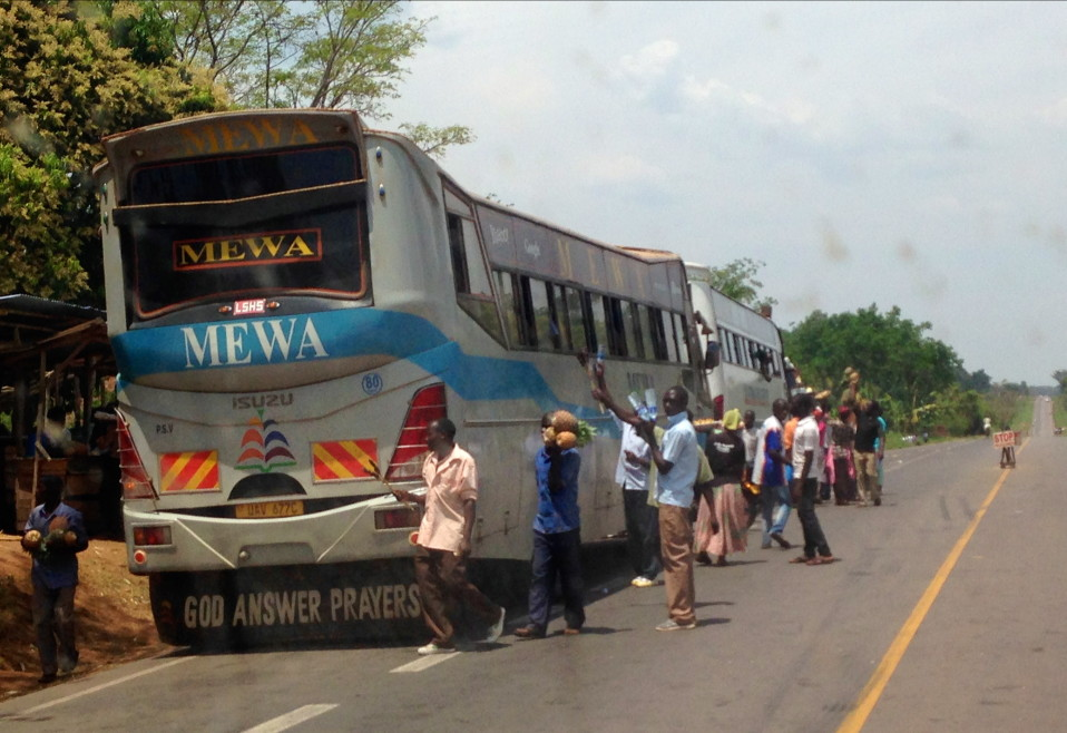 The perils of travel in South Sudan