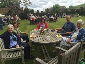 Open Garden at Knighton Manor a huge success!