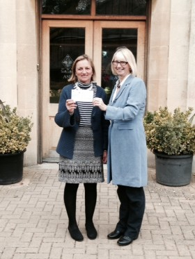 Godolphin School raise an amazing £1,200