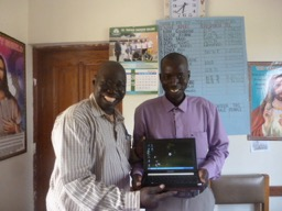 Bringing smiles and improving eduction