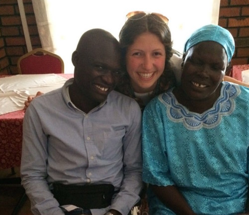 Catching up with Fred Taban's family
