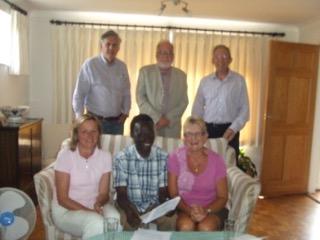 Salisbury Sudans Link Education Committee