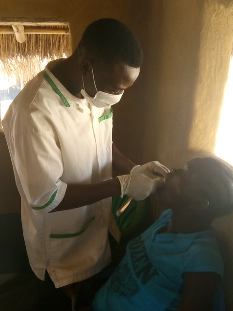 Dental Project in in Mijale this June