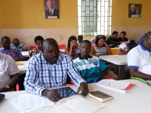 Francis Candiga goes to Ghana