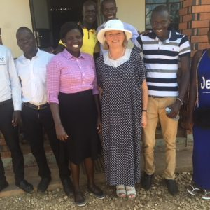 Trip Blog from the Diocese of Liwolo