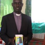 Solar chargers for the community church leaders