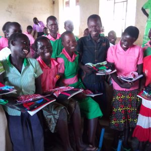 CRESS RUMPs training supports girls to attend school