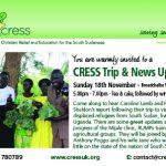 CRESS Invite