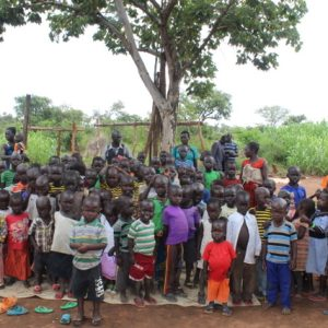Nursery Children at Gobor