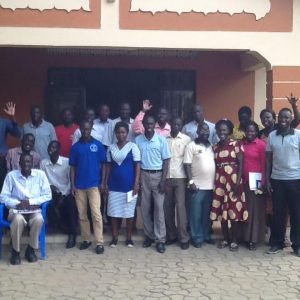 Children's Accelerated Trauma Therapy Training has taken place