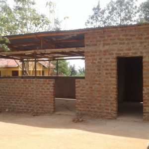 Extension of office and creation of hall for meetings or trainings