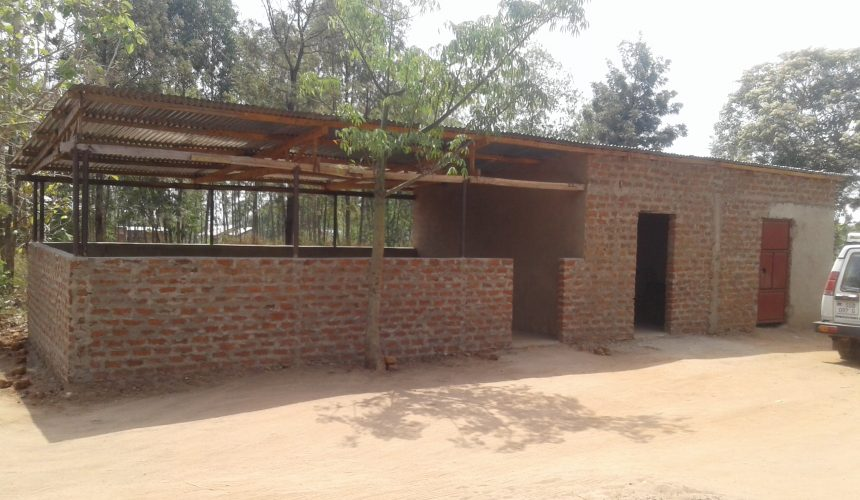 Extension for Training & Meeting Area