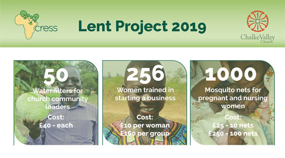 Lent Project Booklet Available