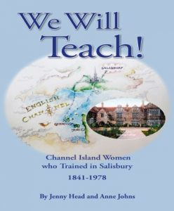 We Will Teach - Book by Jenny Head and Anne Johns