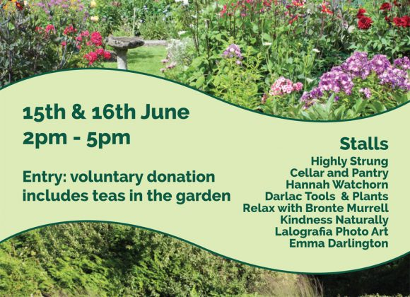 Chalk Valley Manor House Opens Garden for South Sudan Charity Fundraiser