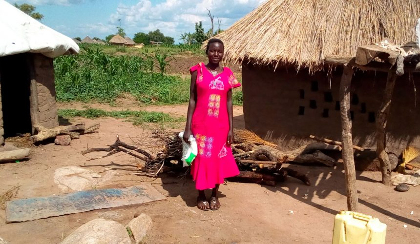 Lent mosquito nets and knowledge delivered