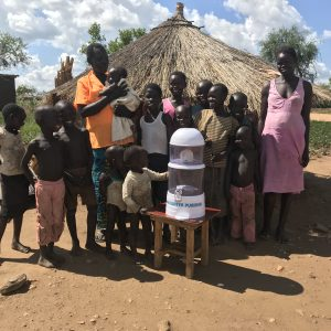 Lent Project – Water Filters