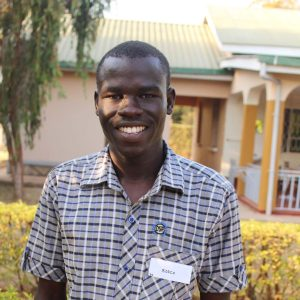 CRESS South Sudanese student excels against the odds…