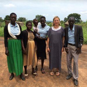The teaching team at Gabor