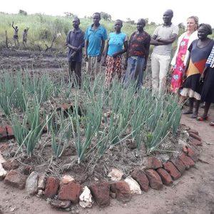 Agriculture in Refugee camps Uganda