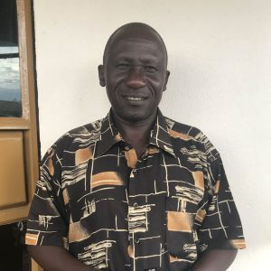 Samuel Doa Development Coordinator