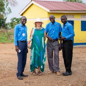 Sponsor a Salary in Uganda