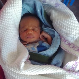 New baby girl and what it means to have maternity facilities in Mijale