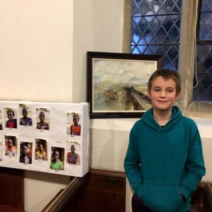 11year old's fund-raising success