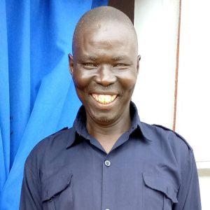 Mr Kenyi Simaya