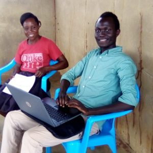 CRESS Student Volunteering in DOL Office