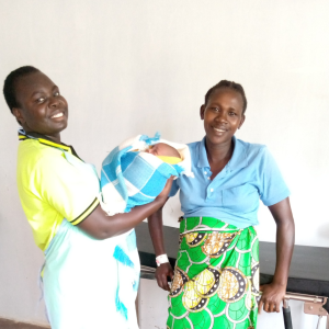 Maternity Services at CRESS funded Clinic