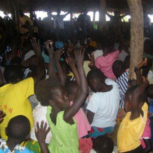 Responding to God in Gole ko Mugun Church