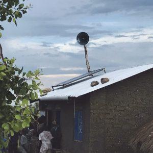 Loud Speaker Project improves communication in Ugandan refugee camps