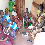 Antenatal classes with midwife Bethy