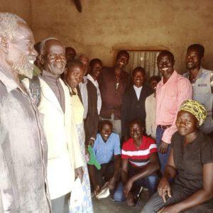 Management committee in Matu