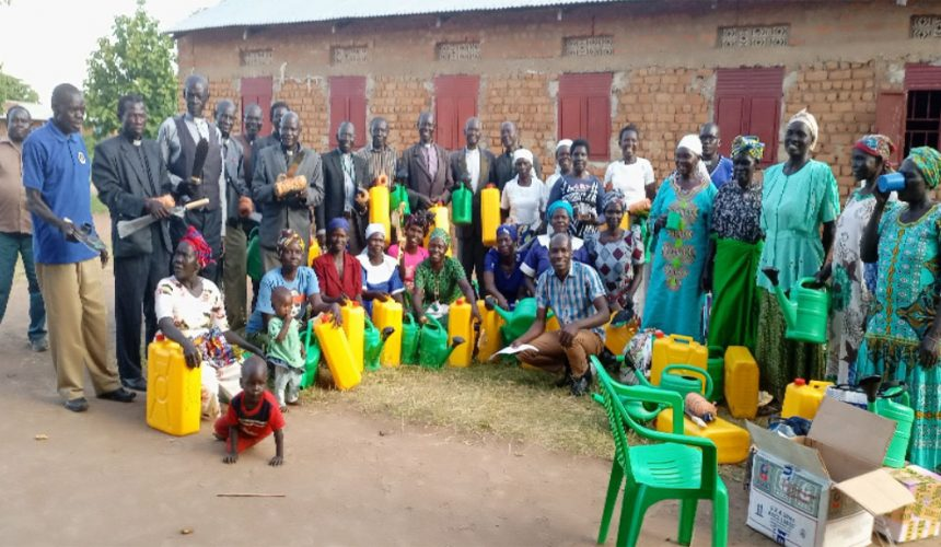 Pastors receive agriculture training