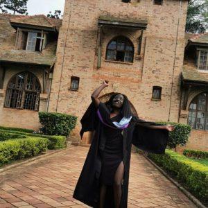 Vicky Modong Graduation