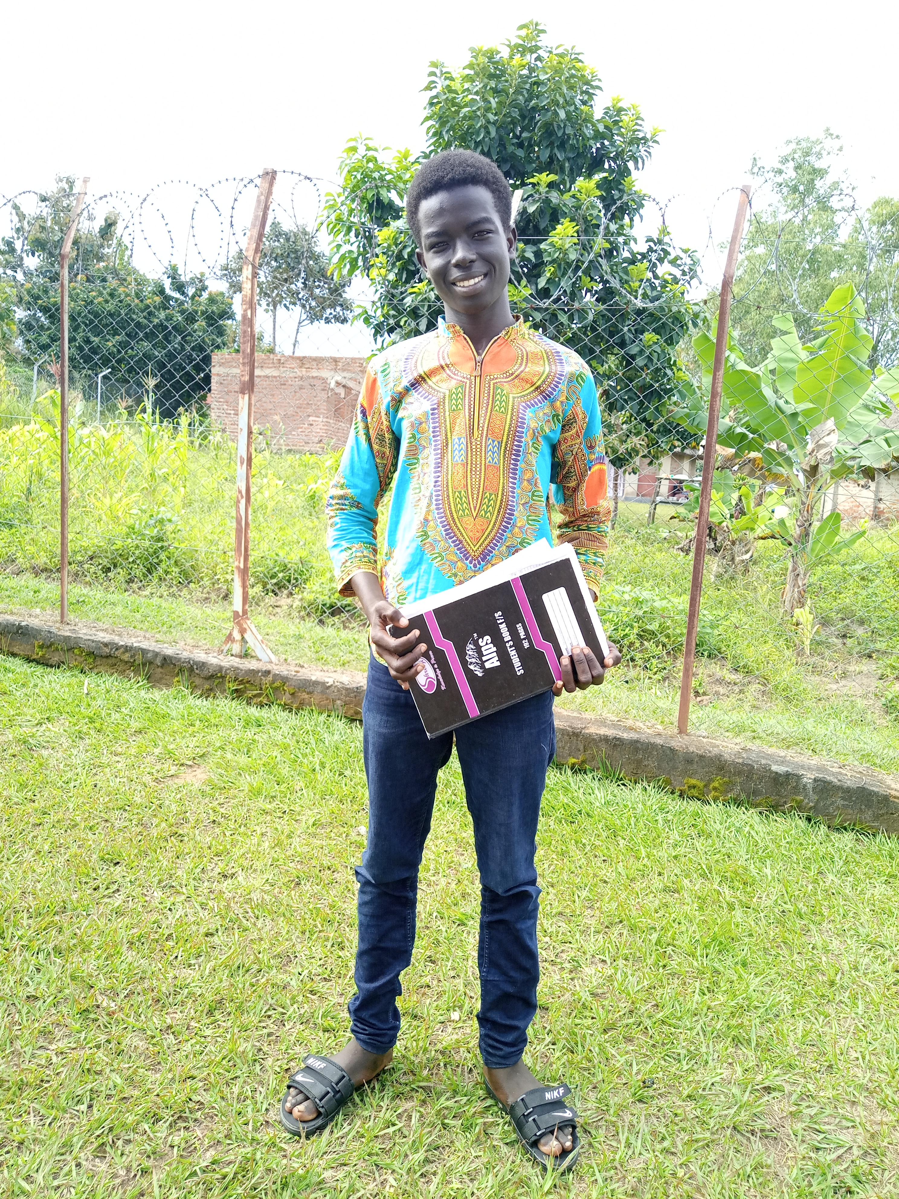 Gwolo Godwill S.4 after class