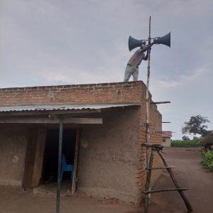 Pastoral ministry continuing during Ugandan lockdown